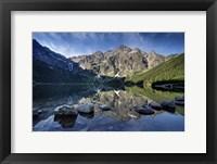 Morskie Oko I Framed Print