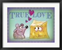 Framed Mouse Valentine