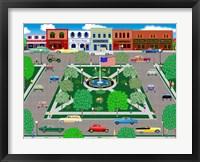 Framed Cruising The Square