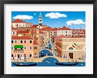 Dream of Venice Framed Print