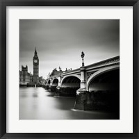 Framed London Westminster