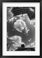 Framed Sky Above