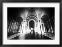Framed Parisian Ghost
