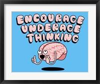 Framed Encourage Underage Thinking