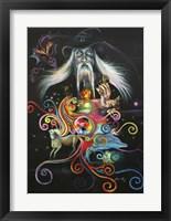 Framed Sorcerer