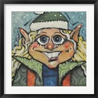 Framed Elf