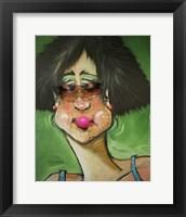 Framed Bubblegum