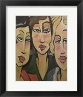 Framed Three Graces