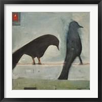 Birds Know 1 Framed Print