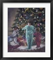 Framed Christmas Morning