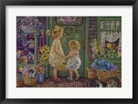 Framed Flowers For You