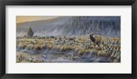 Framed Autumn Classic - Elk