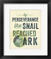 Framed Perseverance