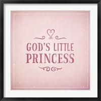 Framed God's Little Princess