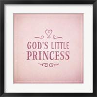 Framed God's Little Princess