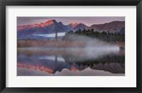 Framed Glenorchy Mists