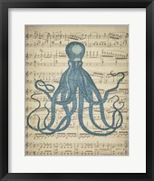 Framed Octopus 2