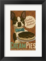 Framed Cream Pies