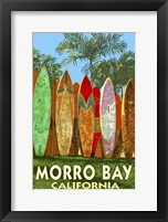 Framed Morro Bay