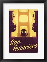 San Francisco 2 Framed Print