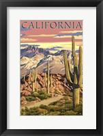 Framed California 2