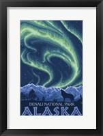 Framed Alaska