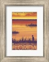 Framed Everglades 1