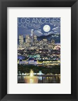 Framed Los Angeles CA