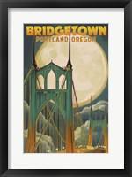Framed Bridgetown OR