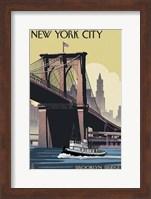 Framed New York City 2