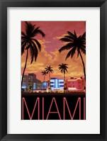 Framed Miami FL