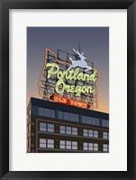 Framed Portland OR