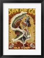 San Diego 1 Framed Print