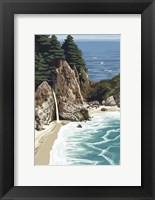 Framed Coastal Slendor