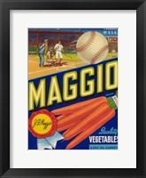 Framed Maggio