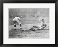 Framed Vintage Baseball 7