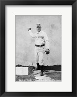 Framed Vintage Baseball 20