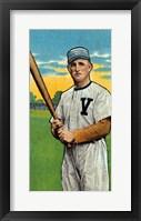 Framed Vintage Baseball 32