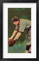 Framed Vintage Baseball 33