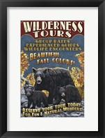 Framed Wilderness Tours
