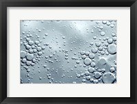 Framed Chrome Bubbles