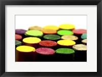 Framed Crayons