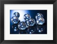 Framed Marbles