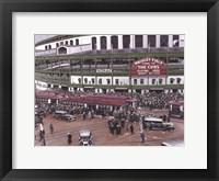 Framed Wrigley Field