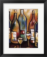 Assorted Spirits Framed Print
