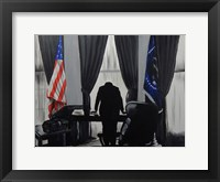 Framed JFK Bay of Pigs