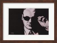 Framed Tony Soprano