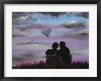 Framed Love is in the Air
