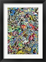 Framed Abstract 20