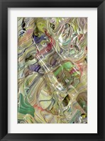 Framed Abstract 25